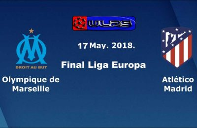 Partai Final Liga Europa: Marseille Vs Atletico Madrid