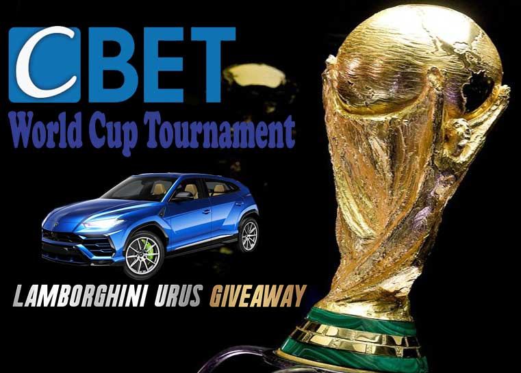 CBET Lamborgini Tournament Worldcup 2018